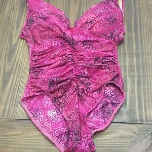 Miraclesuit 1 Piece Swimsuit